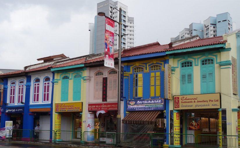 Singdia und Chinapur