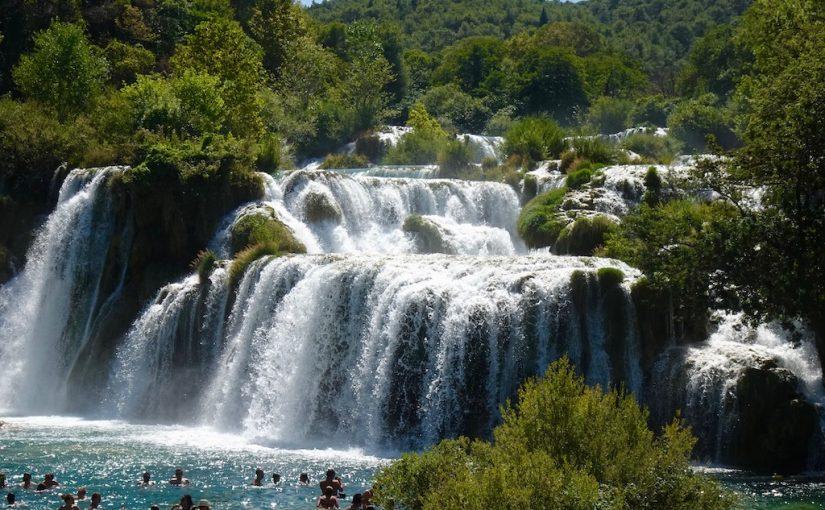Von Zadar über Krk nach Trogir